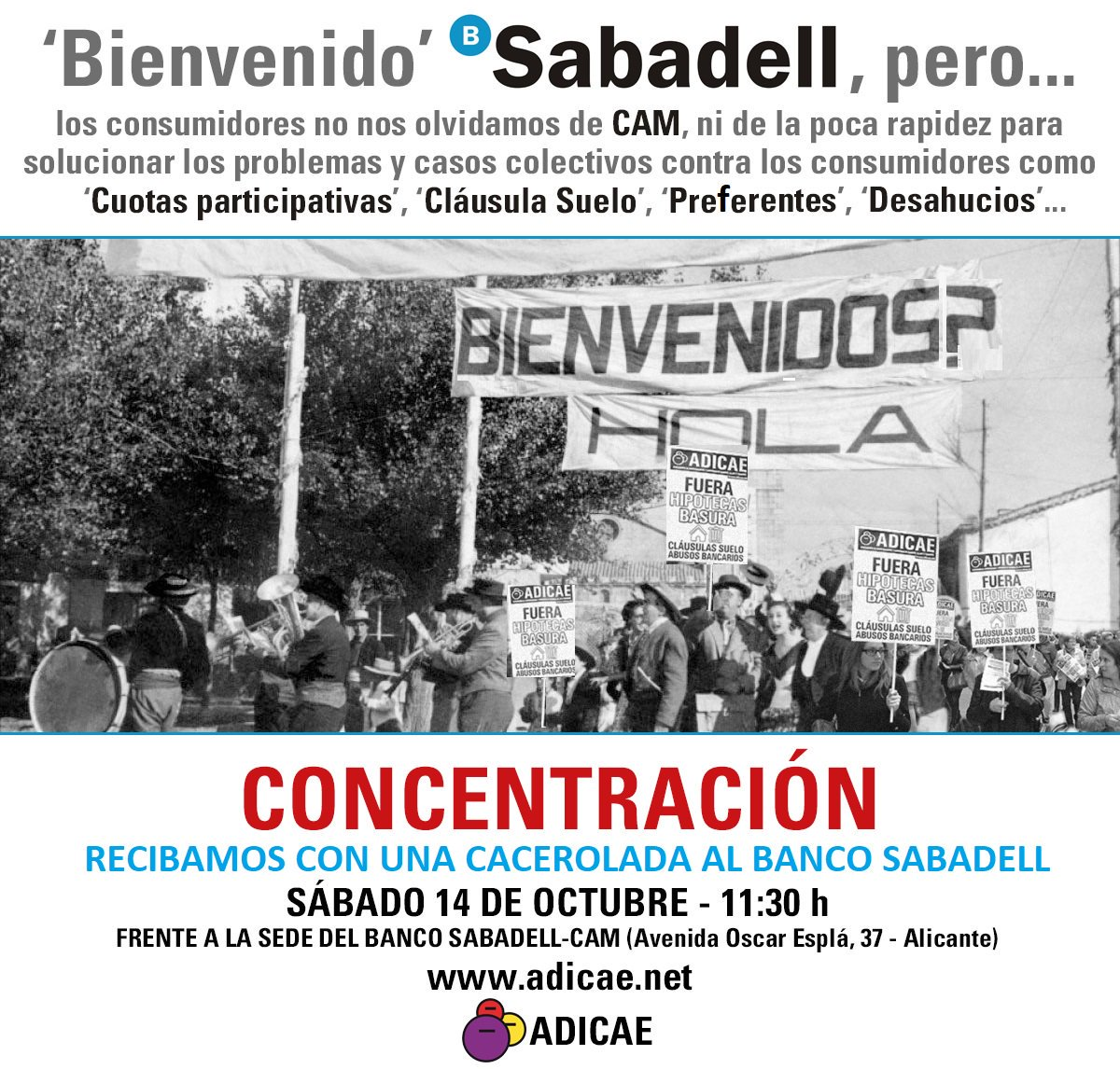 Banco Sabadell Clausula Suelo Hipotecas Adicae On Twitter