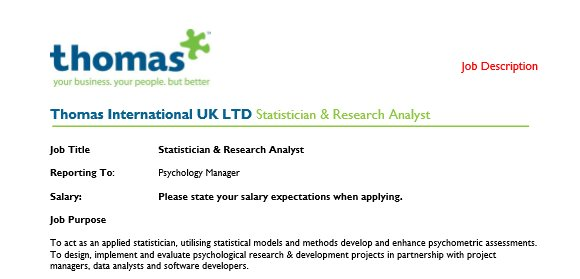 researchanalyst - Twitter Search - research analyst job description