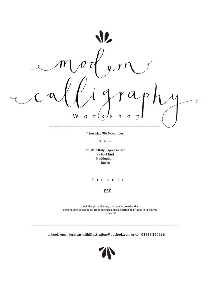 K Modern Calligraphy Jessica Smith On Twitter