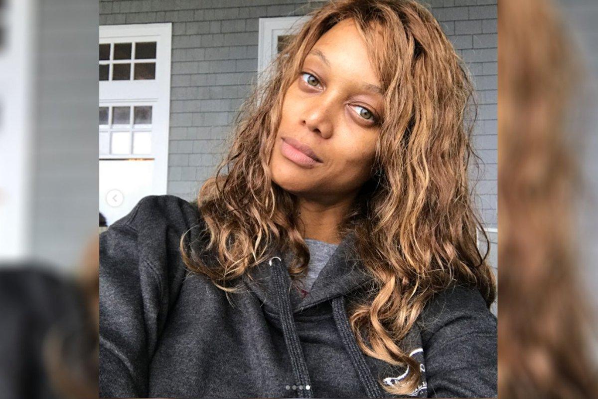 Beautiful Girl Face Wallpaper Tyra Banks Tyrabanks Twitter