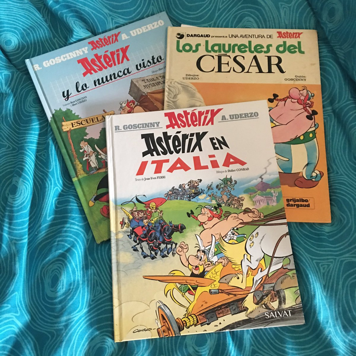 Asterix Y Obelix Libros Madrereciente On Twitter