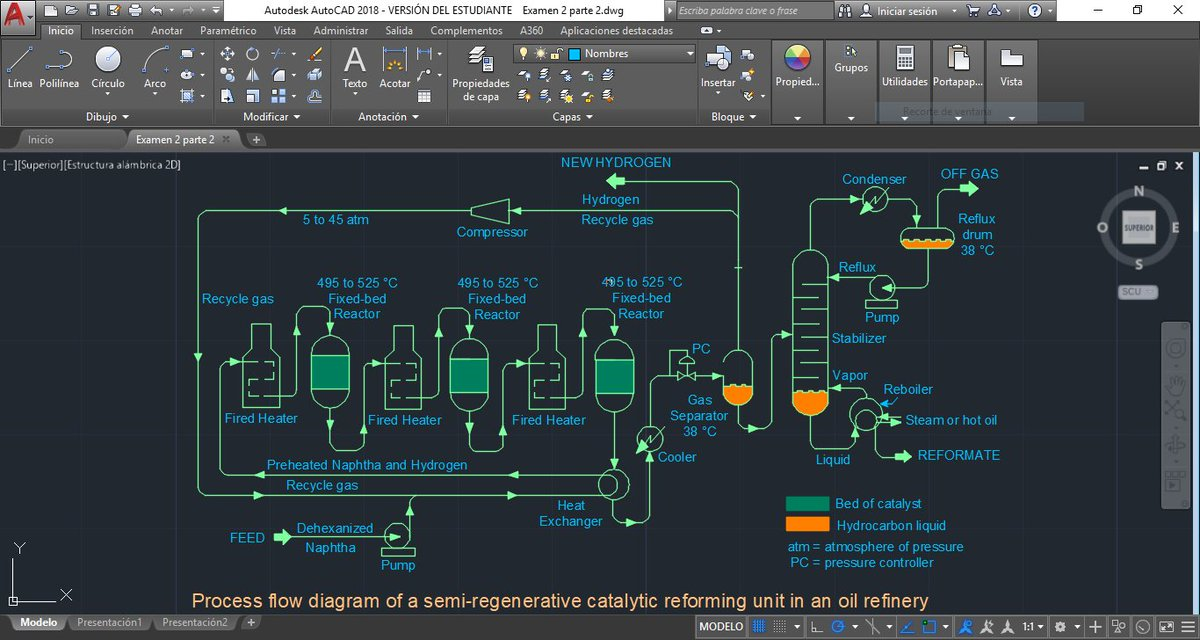 Autocad For Process Flow Diagrams Wiring Schematic Diagram
