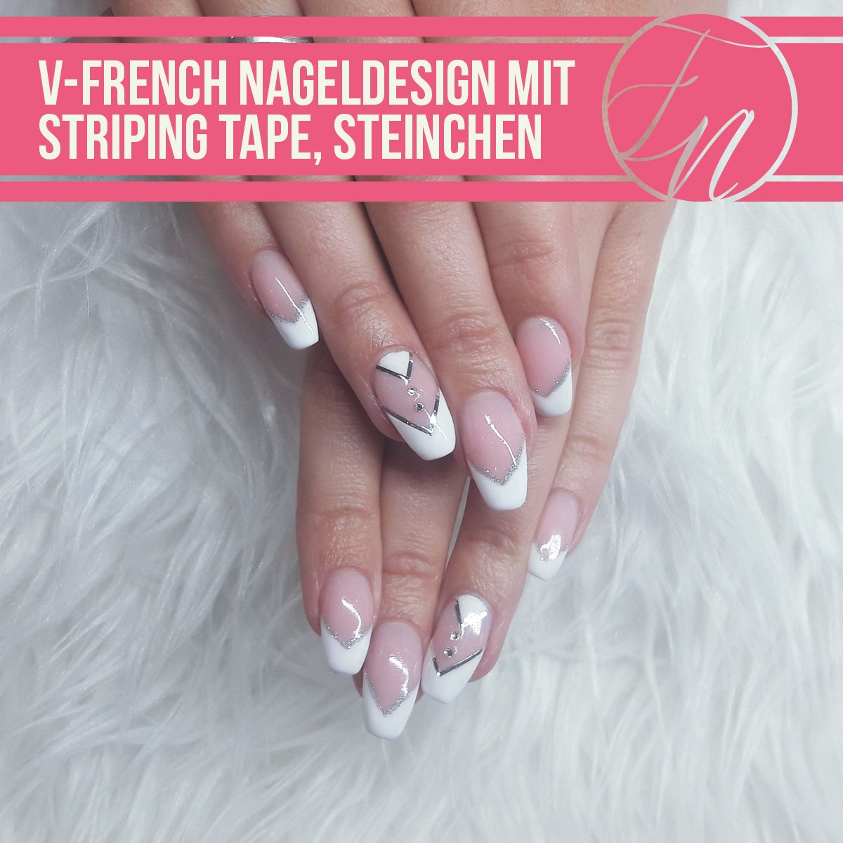 Weißes Nageldesign Nageldesign French Trendy Ihr Nagelstudio On Twitter Danke Julia