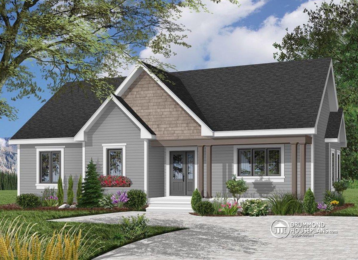 Fullsize Of Drummond House Plans