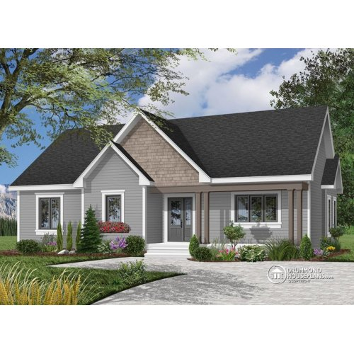 Medium Crop Of Drummond House Plans