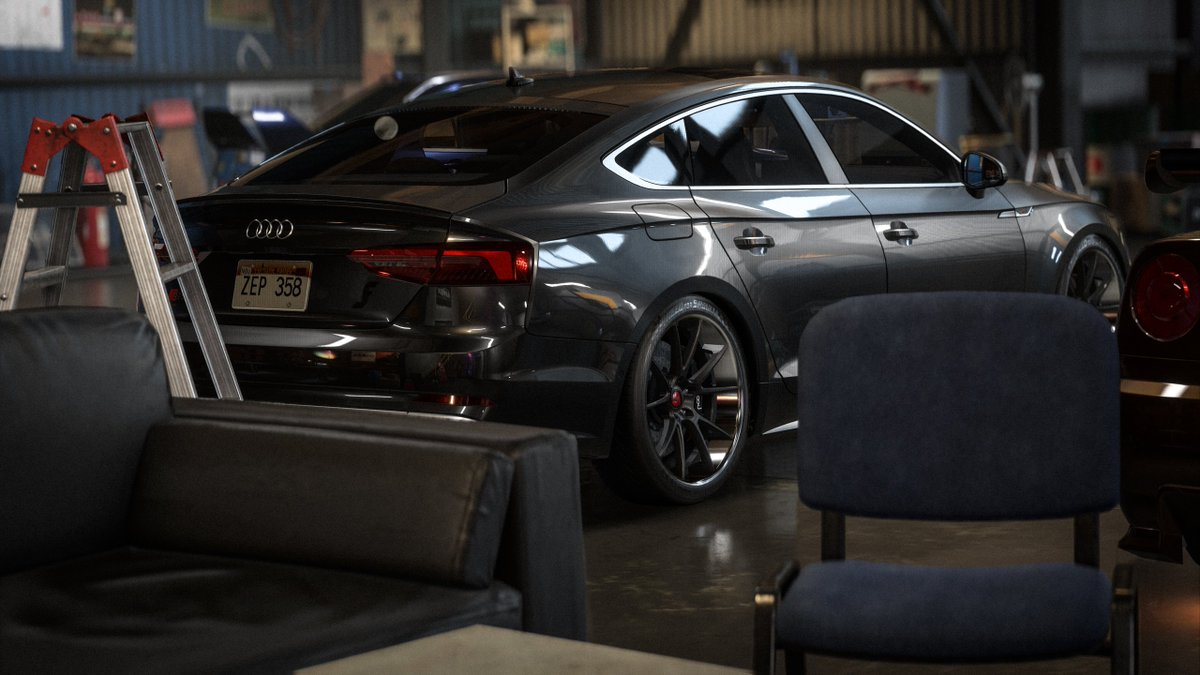 Garage Audi Tours Shadowsix On Twitter
