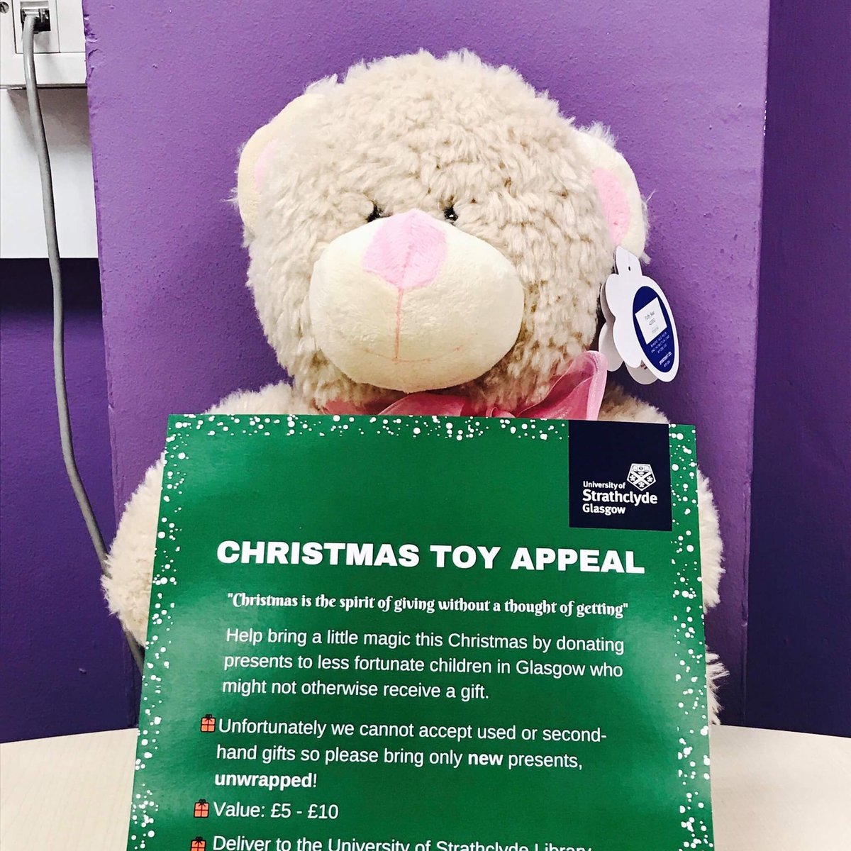 Remember Libro Strathclyde Christmas Toy Appeal 2017 On Twitter