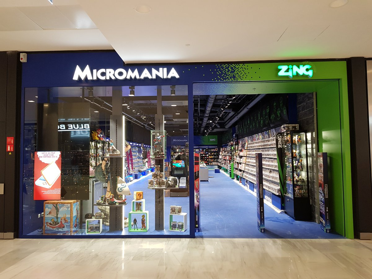 Magasin Muse Micromania Zing On Twitter