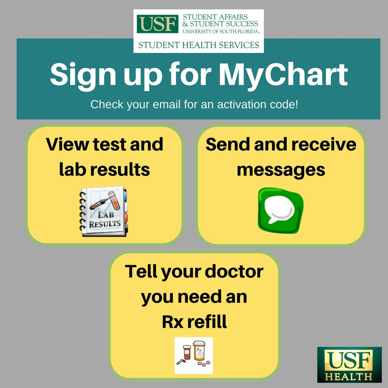 USF Student Health on Twitter \