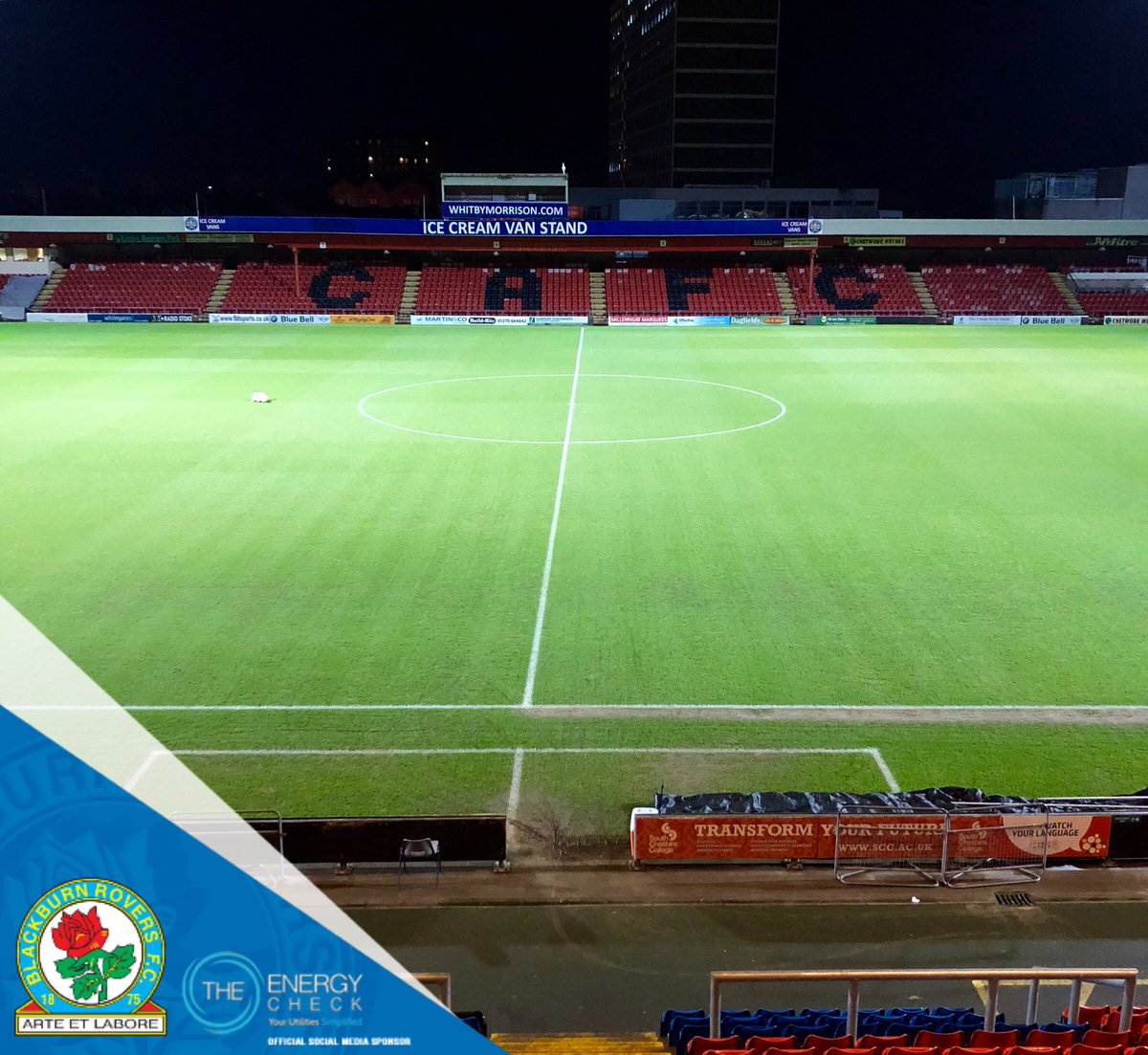Arte Junior Replay Crewe Alexandra Vs Blackburn Rovers Fa Cup 2017 2018