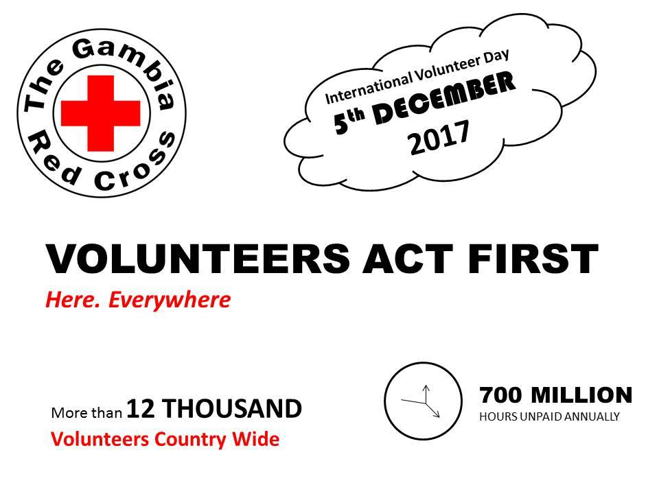 The Gambia Red Cross on Twitter \