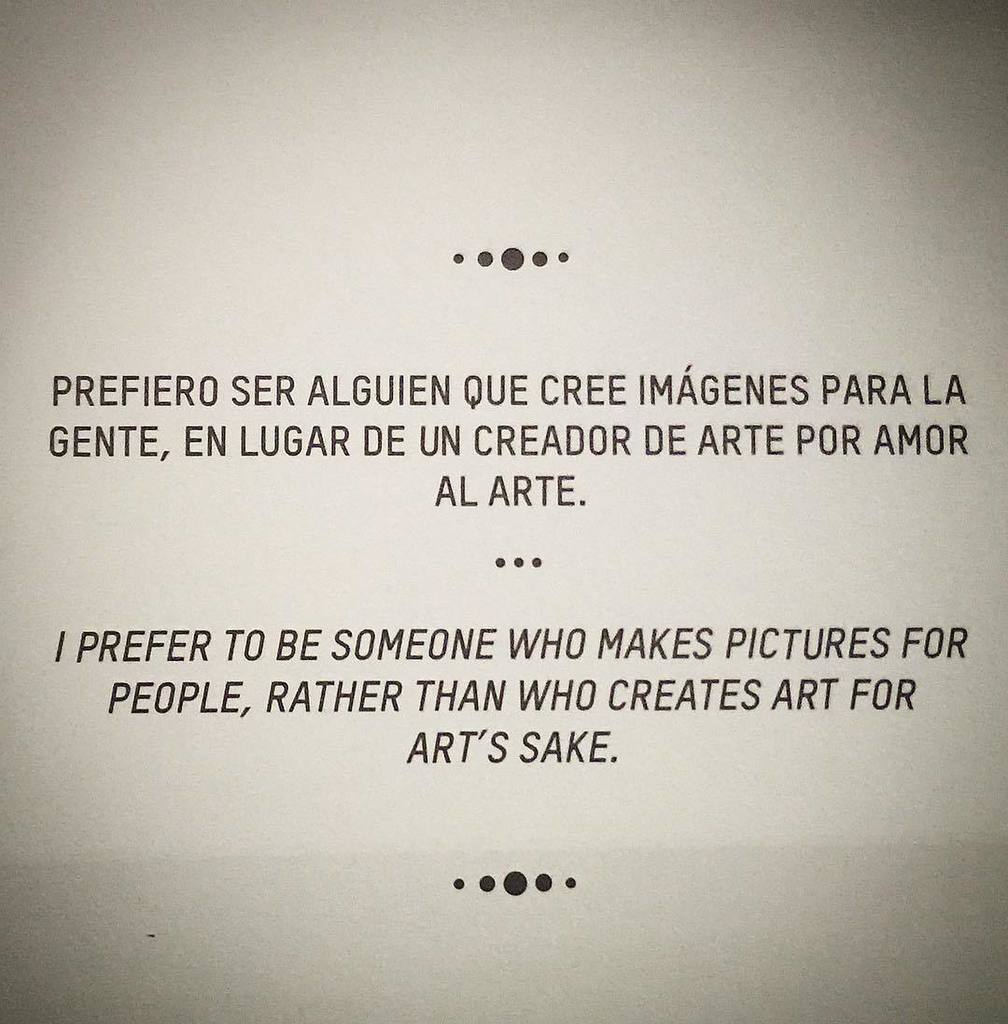 Quotes About Arte Kiki Pertiñez H On Twitter
