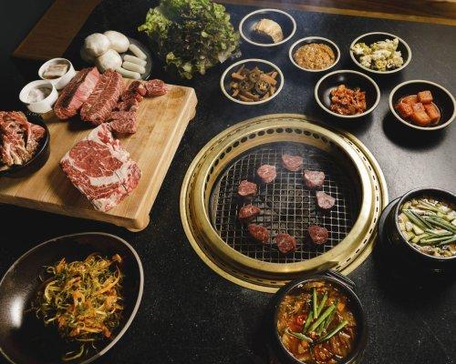 Medium Of Cote Korean Steakhouse
