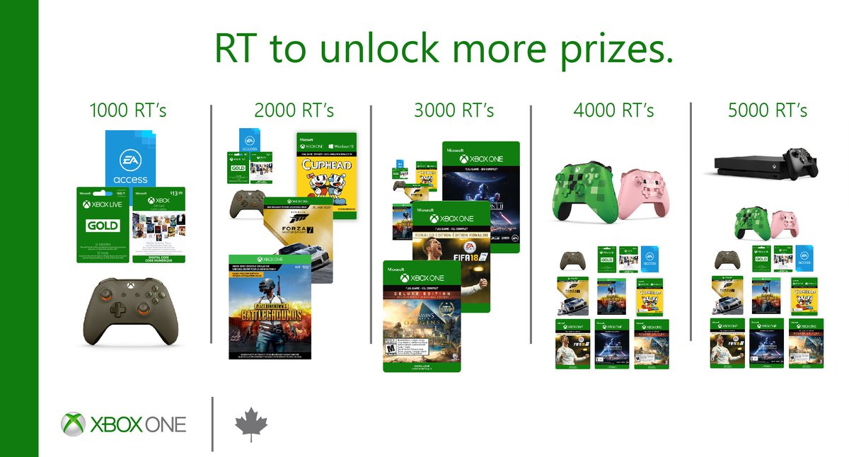 Xbox Canada on Twitter \