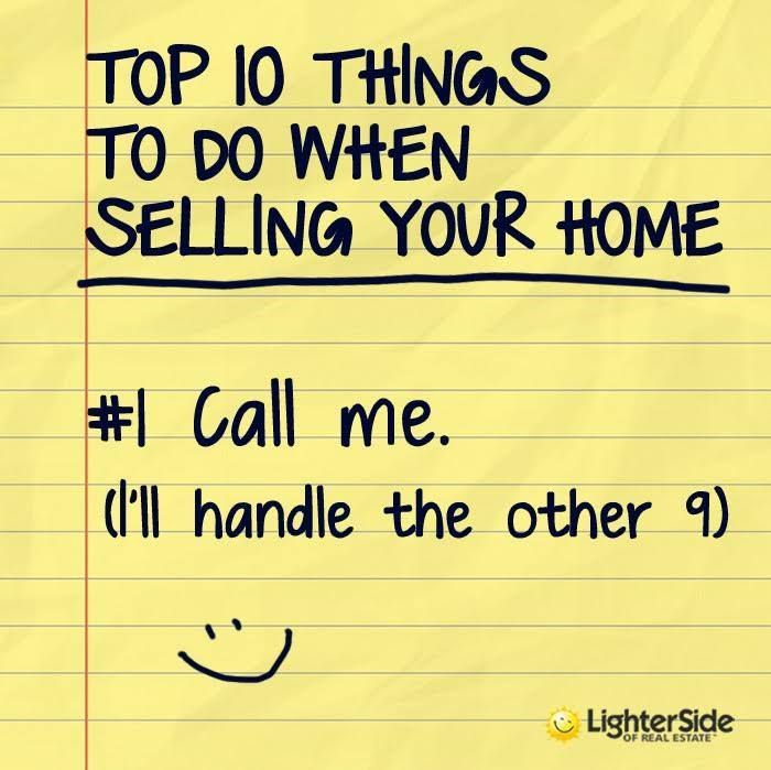 Funny, but SO true! The Lighter Side of Real Estate Real - purchasing agent job description