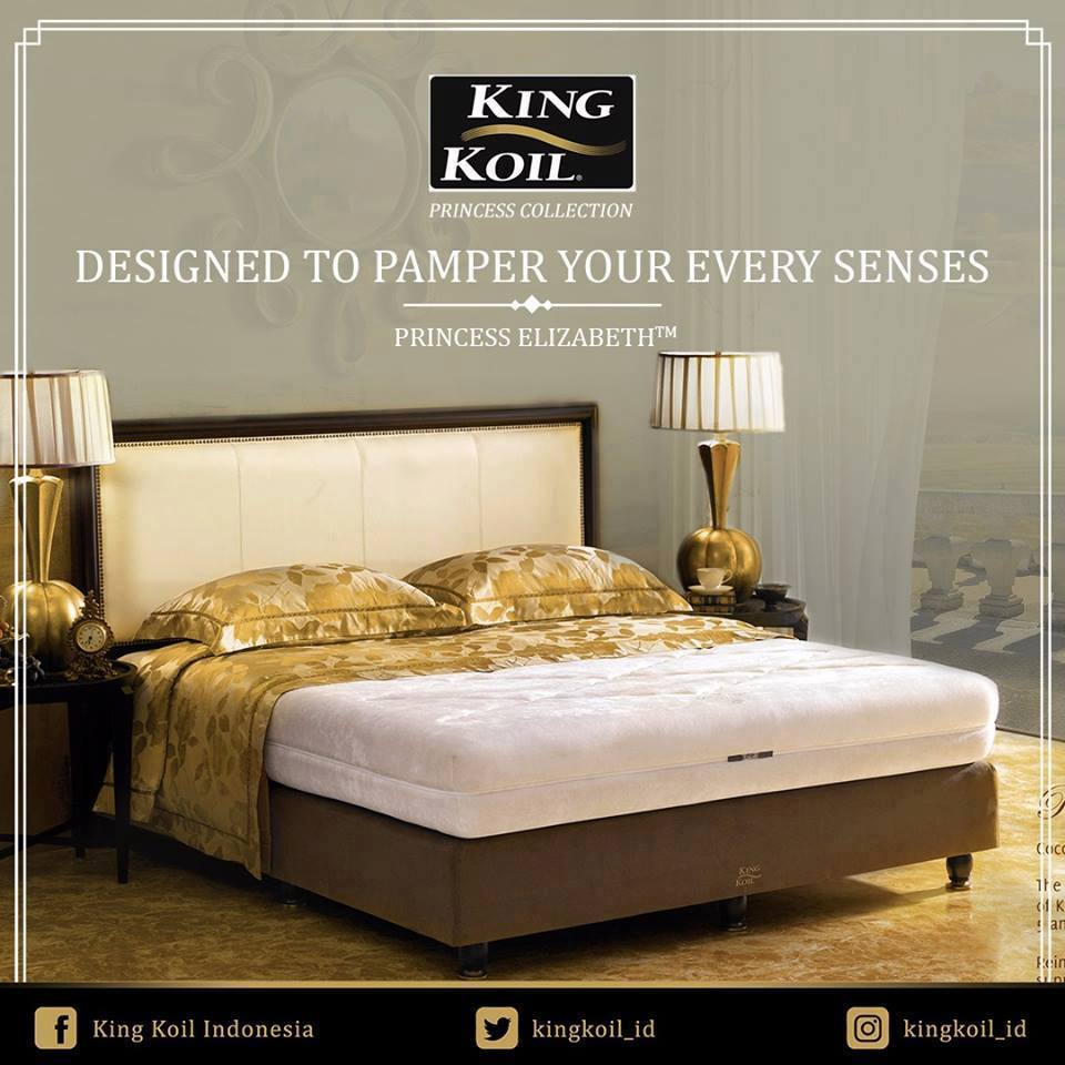 Talalay Matras King Koil Indonesia A Twitter