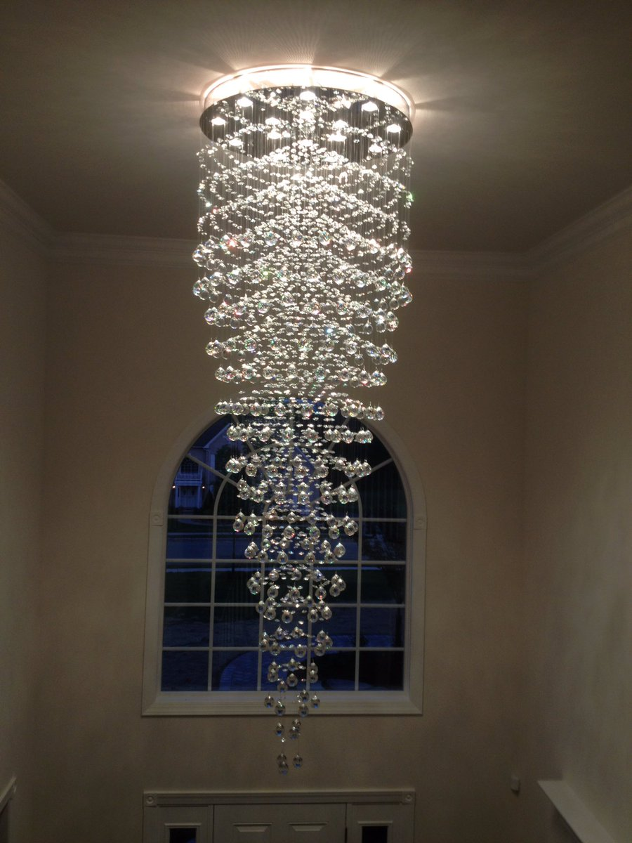 Chandelier Height 10 Foot Ceiling Prestige Chandelier On Twitter