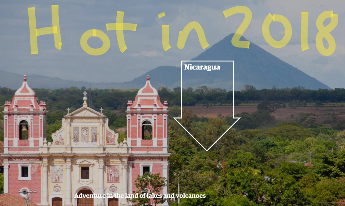 2018 Travel Hotspots Latamtravelist On Twitter