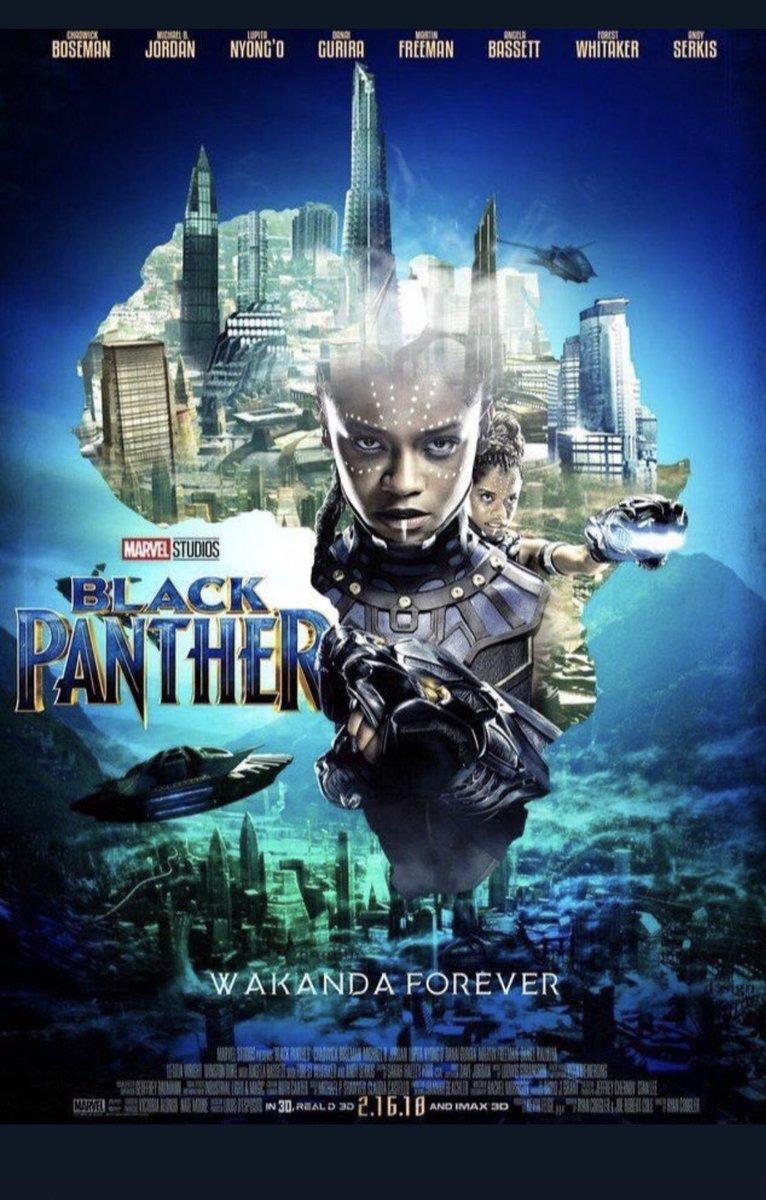 Africa 3d Live Wallpaper Black Girl Nerds On Twitter Quot Long Live Wakanda
