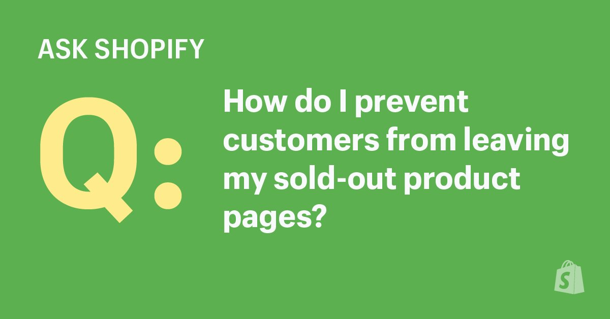 Shopify on Twitter \