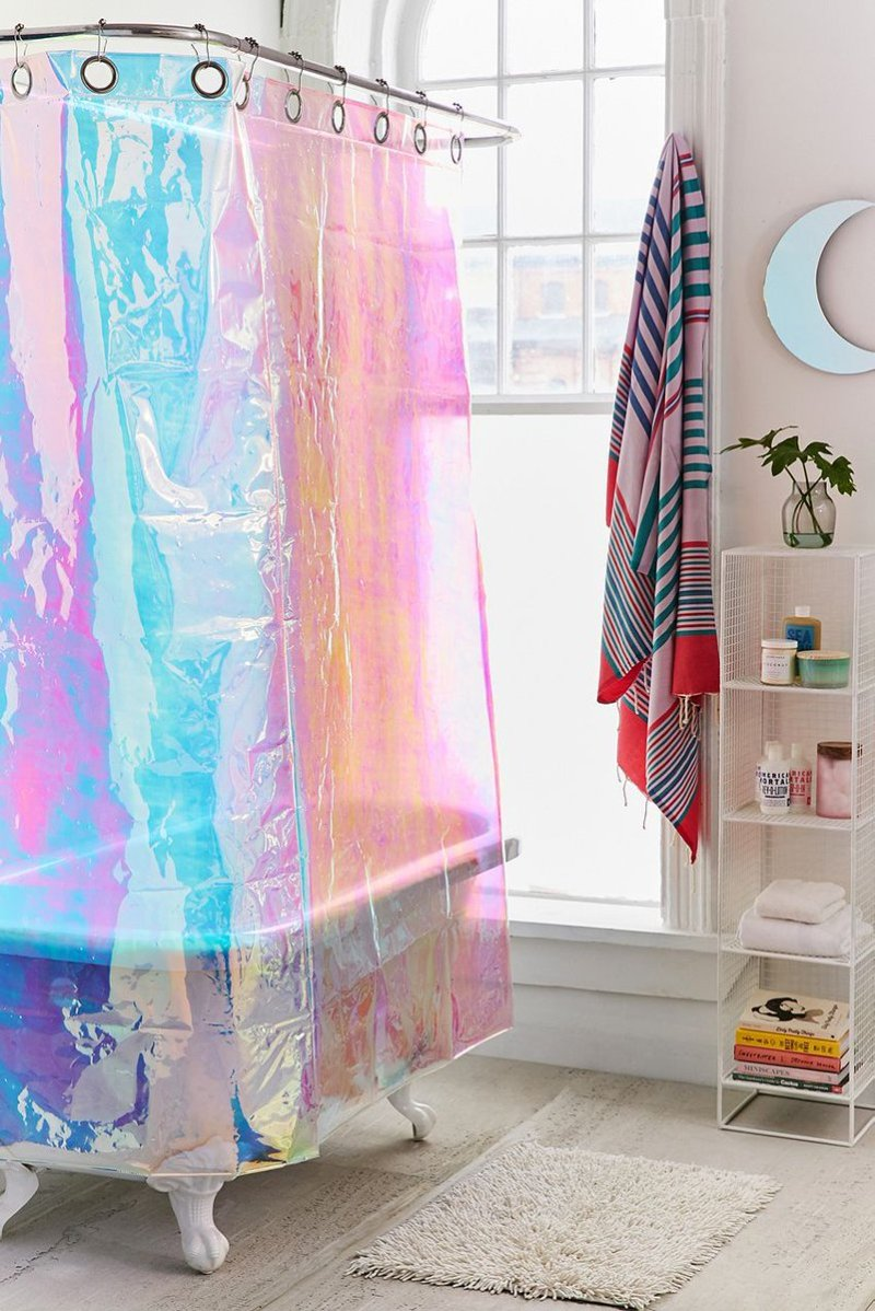 Fullsize Of Urban Outfitters Shower Curtain Large