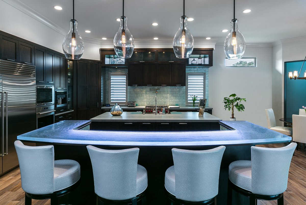 Think Glass Countertops Interior Design On Twitter