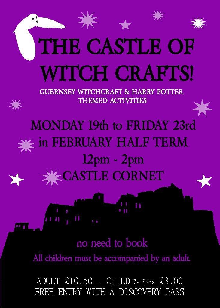 Castle Cornet в Twitter \