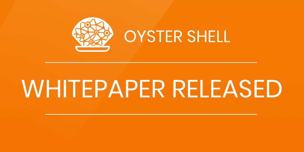 Oyster Protocol on Twitter \ - White Paper Pdf