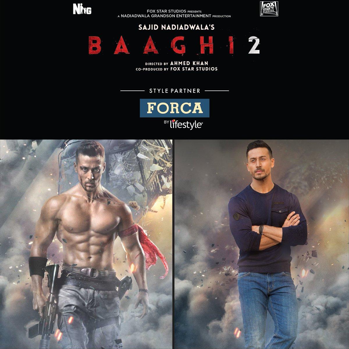 Fullsize Of Watch Baaghi Online