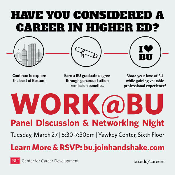 BU CCD on Twitter \ - rewarding careers