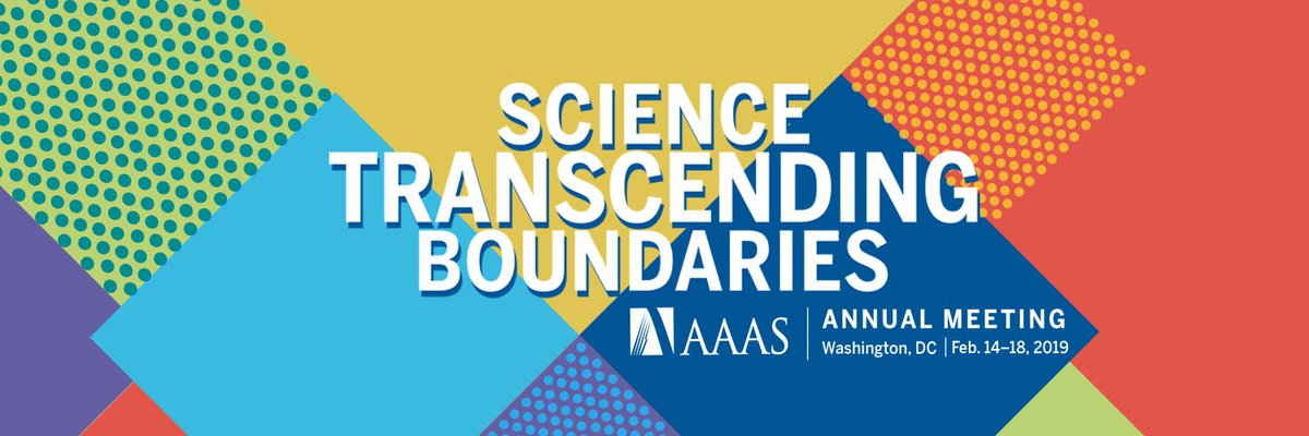 AAAS Annual Meeting on Twitter \