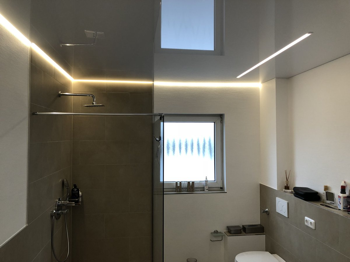 Badezimmer Lampen Dimmbar Bad Led Dimmbar Interesting Deckenlampe Holz Led