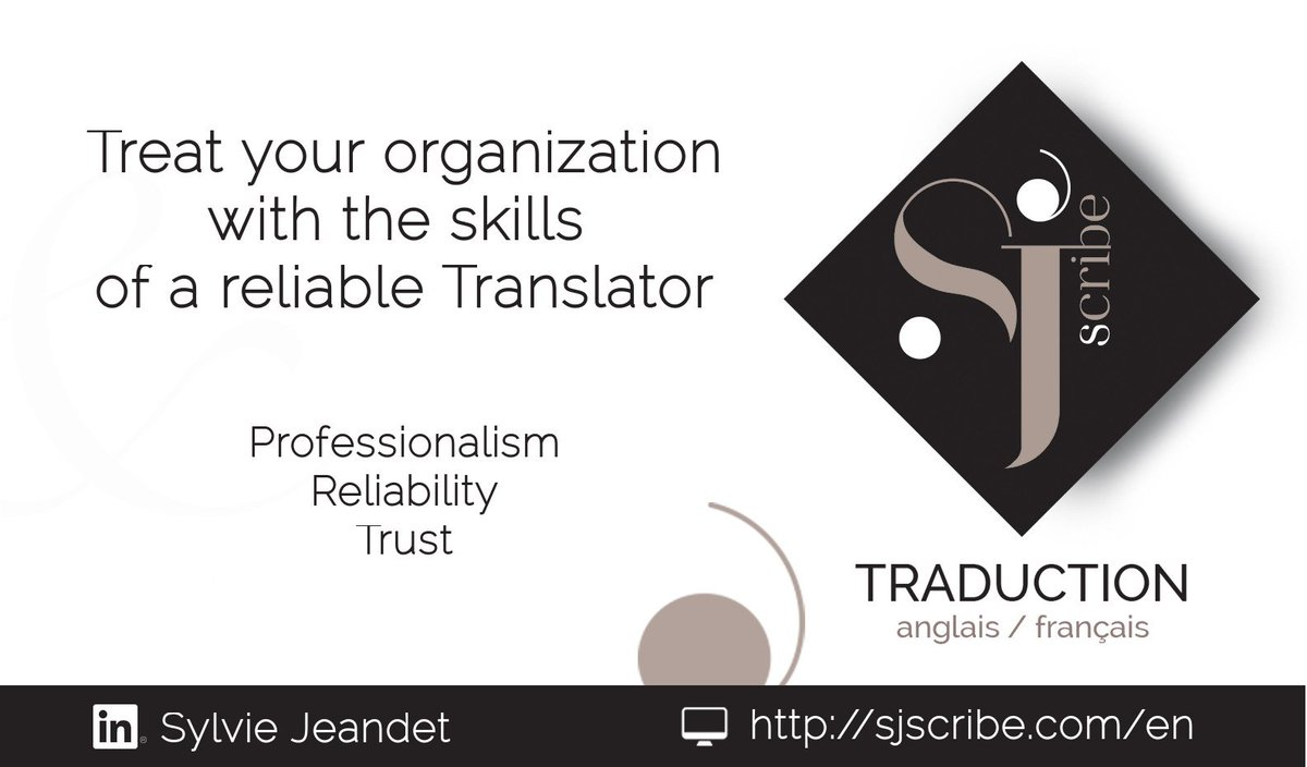 Corporate Services Traduction Sylvie Jeandet On Twitter