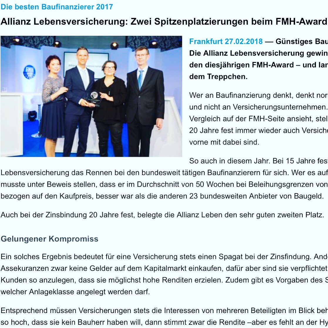 Bausparvertrag Allianz Zinssicherheit Hashtag On Twitter
