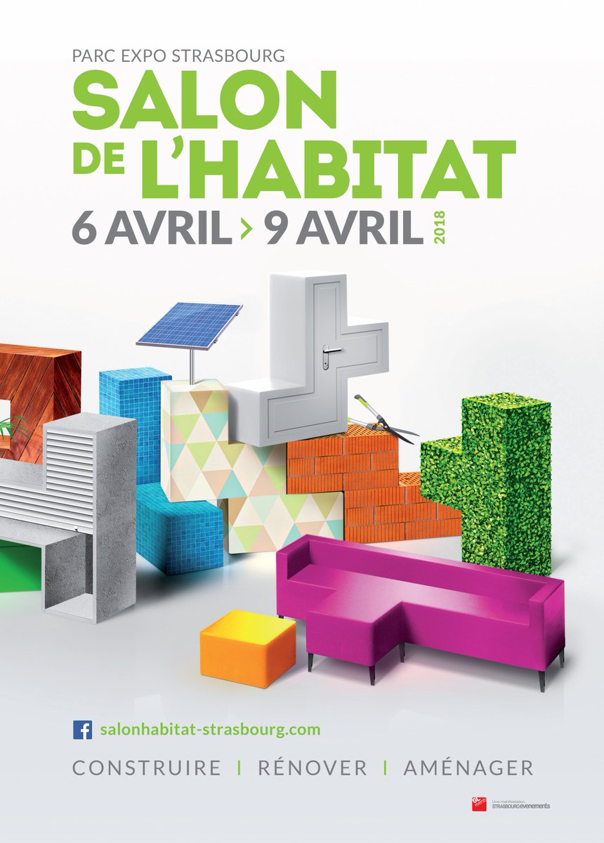 Salon Habitat Strasbourg Thermor France On Twitter