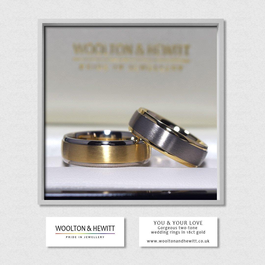 Fullsize Of Lesbian Wedding Rings
