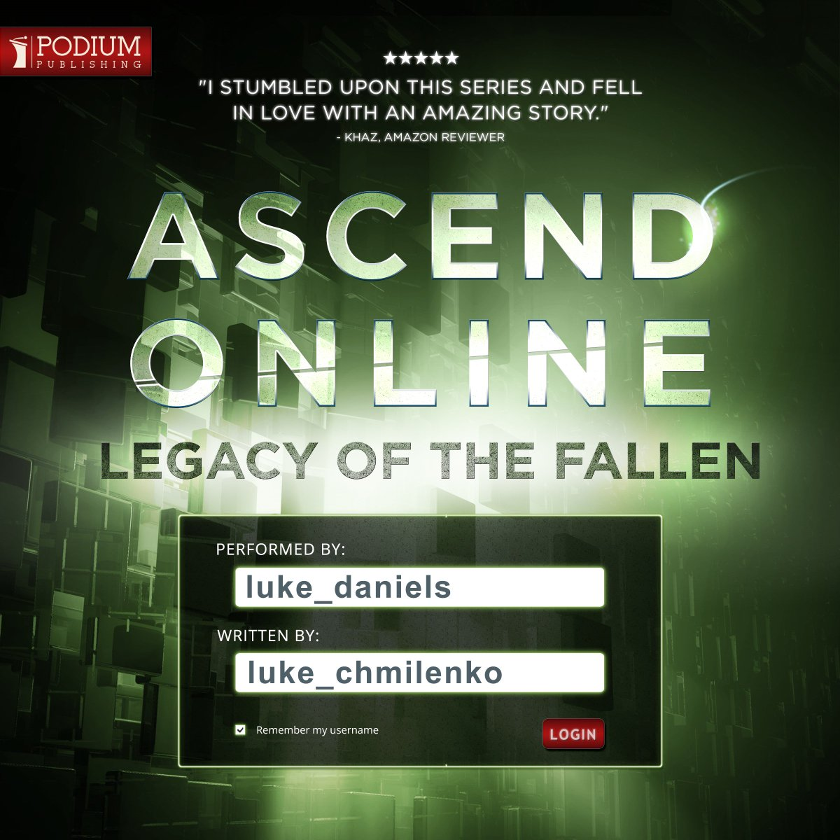 Amazon Audible Login Luke Chmilenko On Twitter