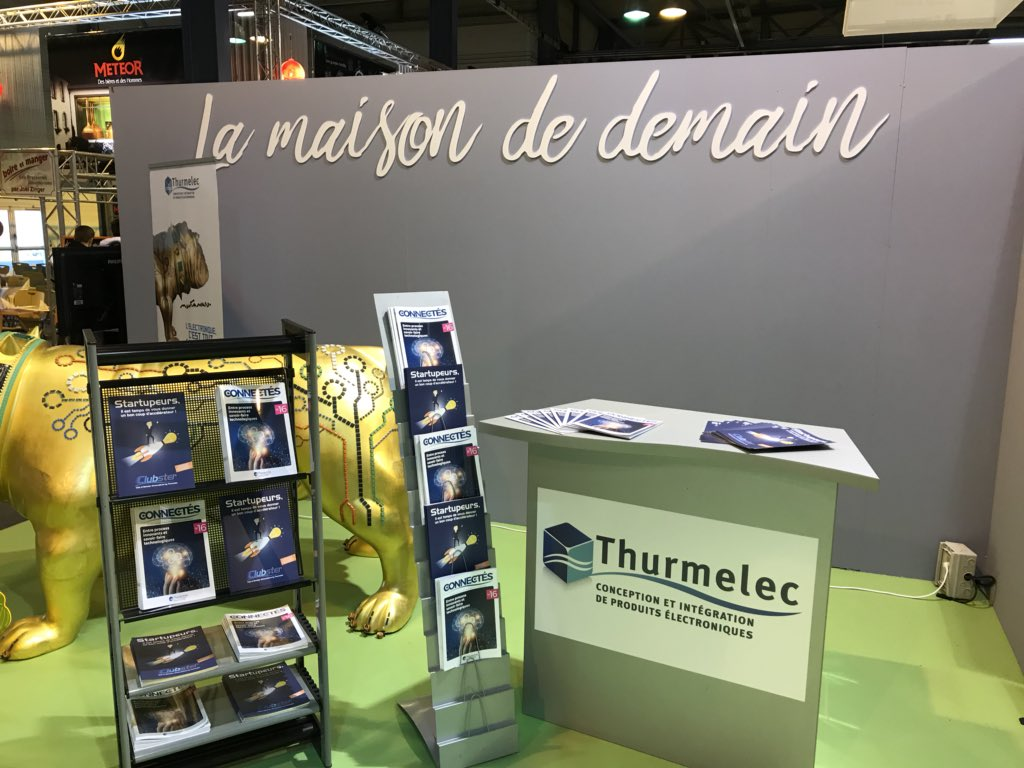 Salon Habitat Strasbourg Thurmelec On Twitter