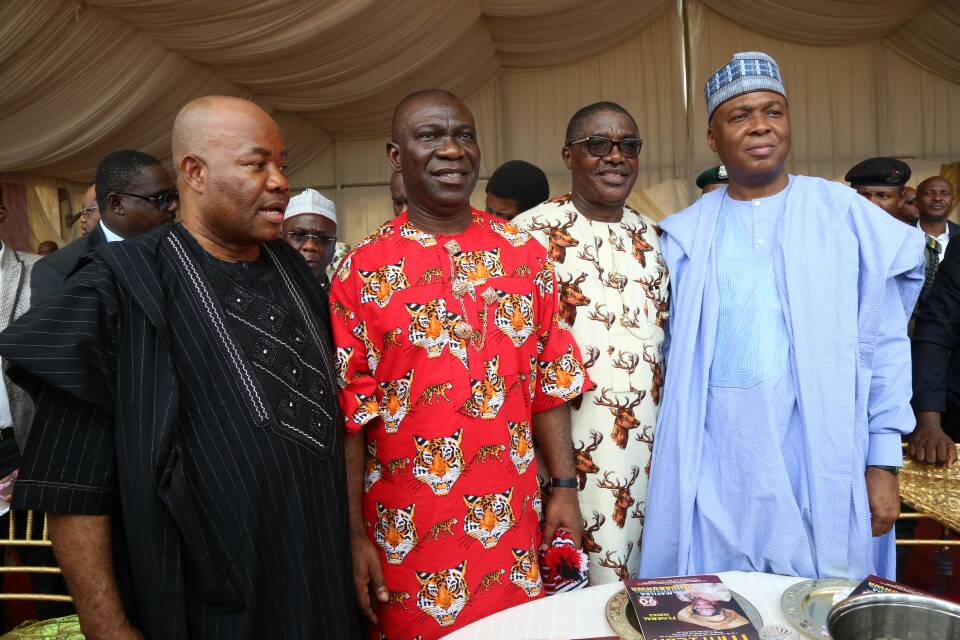 Bukola Saraki On Twitter Quottoday My Colleagues And I Are