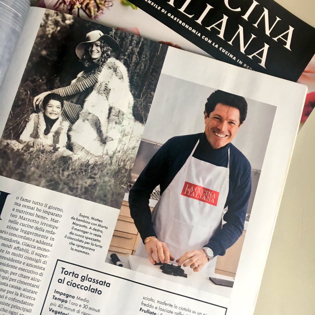 The Magazine Of La Cucina Italiana La Cucina Italiana On Twitter