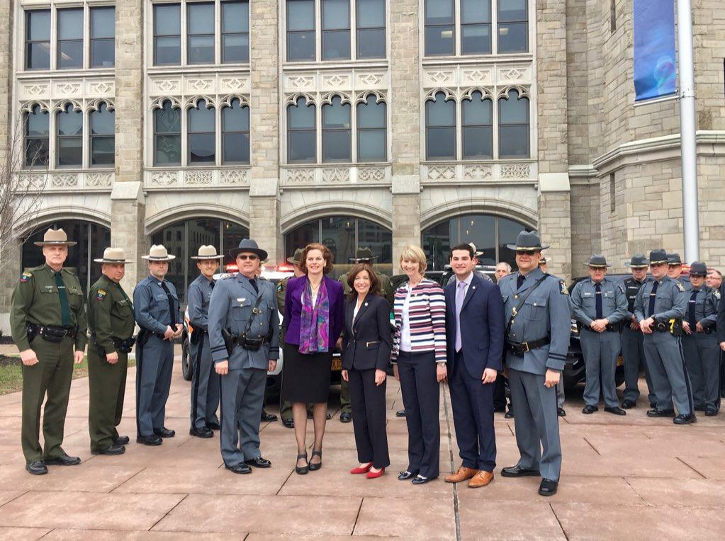 Kathy Hochul on Twitter \ - Nys University Police