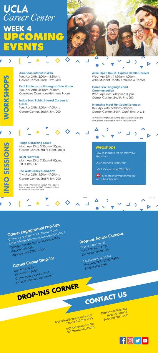 UCLA Career Center on Twitter \