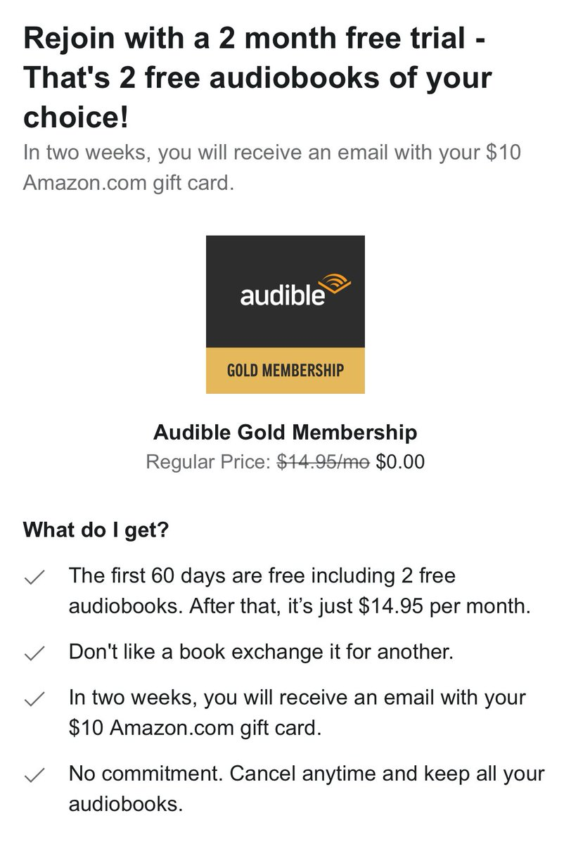 Amazon Audible Cancel Membership Wario64 On Twitter