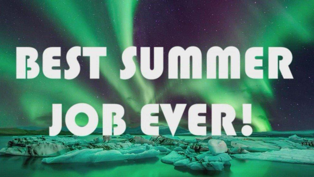 Eyewitness News on Twitter \ - cool summer jobs