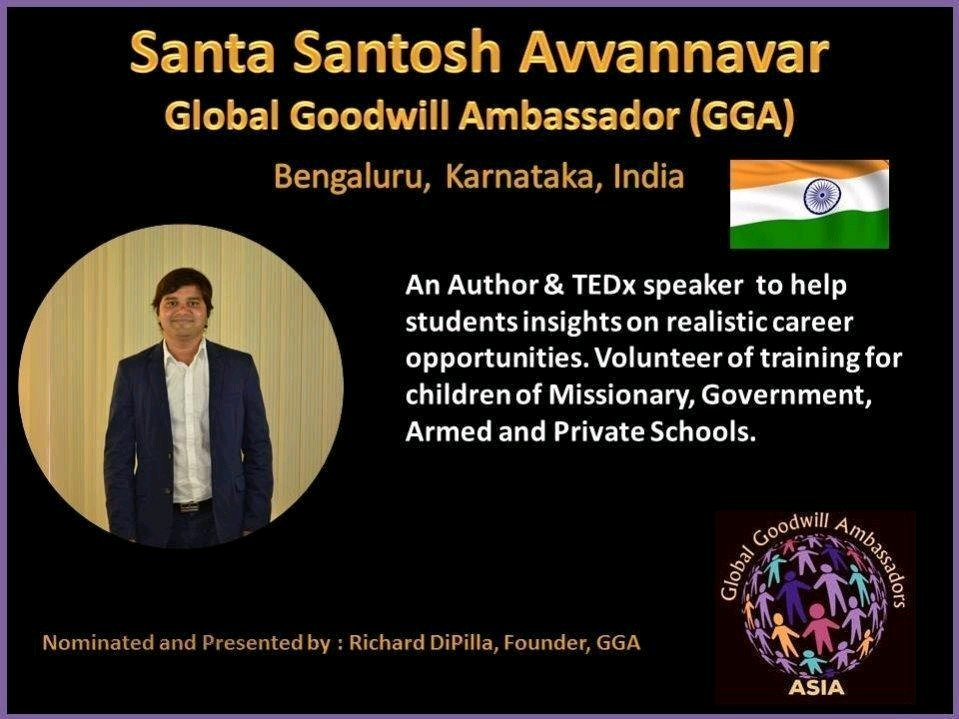 Santa Santosh A on Twitter \