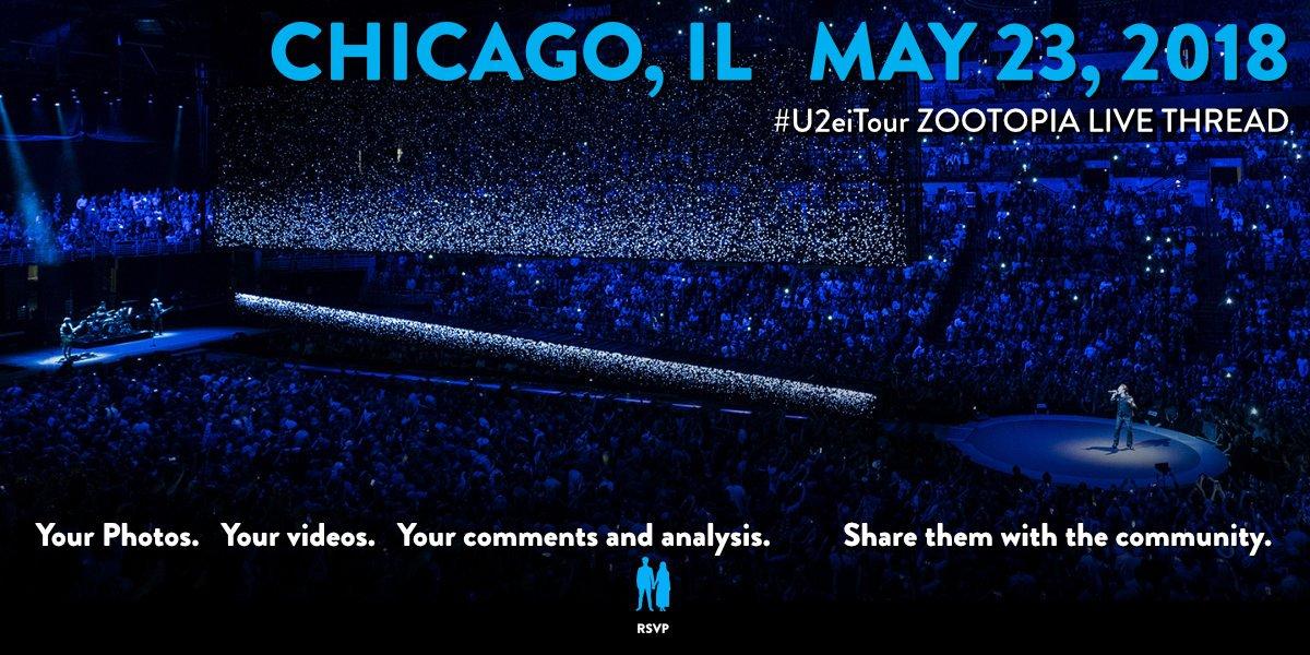 U2 \u003e Tours \u003e U2 eXPERIENCE + iNNOCENCE Tour 2018