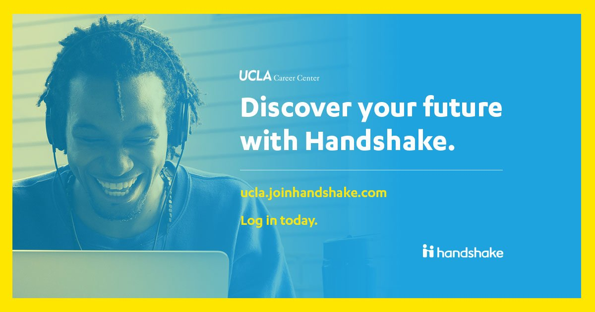 UCLA Career Center (@CareerCtrUCLA) Twitter