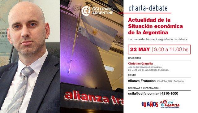 CCI FRANCE ARGENTINE a Twitter \ - Chambre De Commerce Franco Argentine