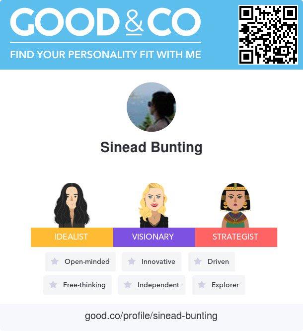 Sinead Bunting on Twitter \