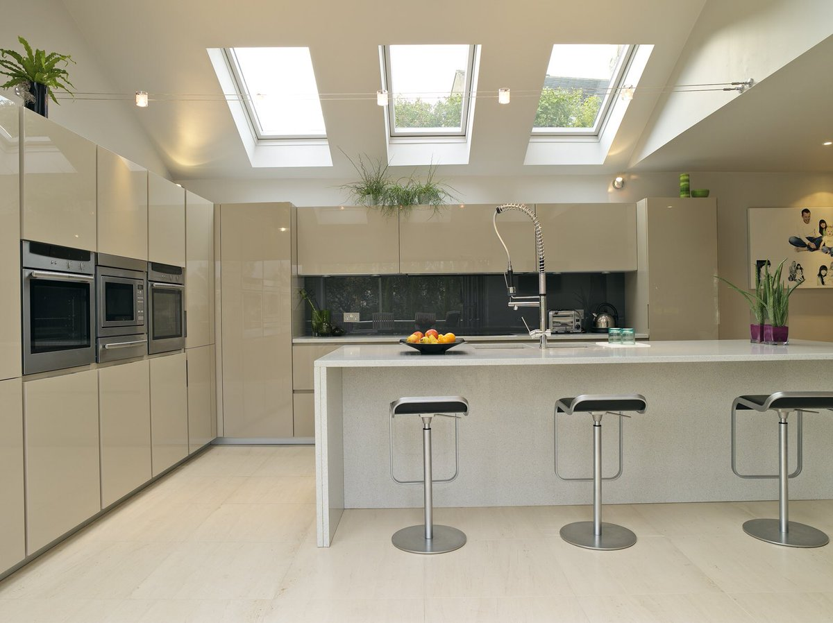 Kitchen Extensions With Velux Windows 5 Star Windows On Twitter